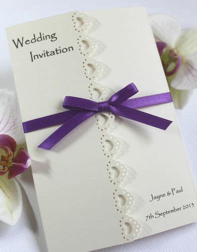 Handmade Invitations Cards - best 25 handmade wedding invitations ideas on
