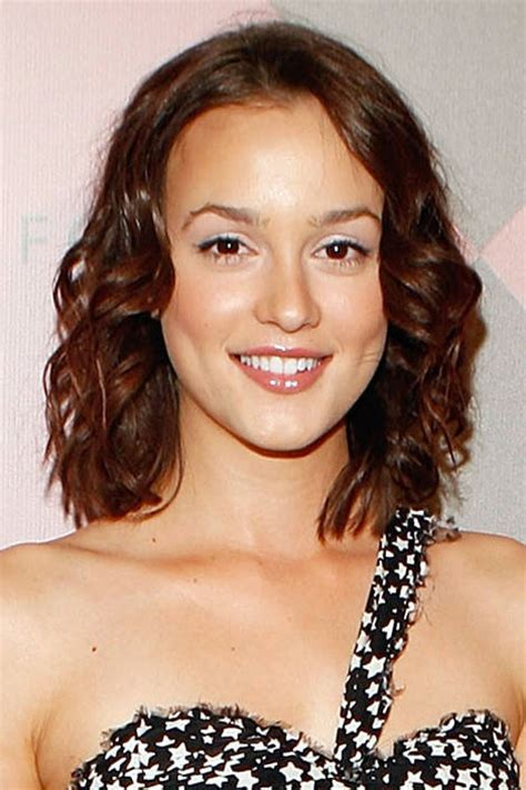 Blair Waldorf Hairstyles by Leighton Meester Hairstyles Blair Waldorf Hair