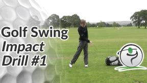 fundamental golf swing golf impact drill 2 3 free online golf tips