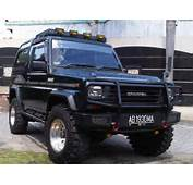 Daihatsu Taft Rocky 4x4 Independent 28