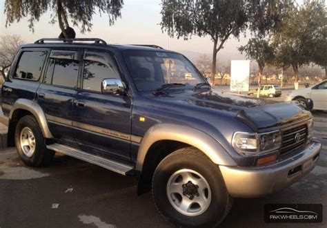 electric power steering 1995 toyota land cruiser instrument cluster used toyota land cruiser vx limited edition 1995 car for sale in islamabad 1070133 pakwheels
