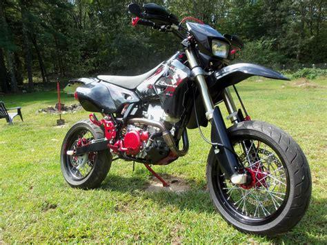 2009 suzuki dr z 400 sm moto zombdrive