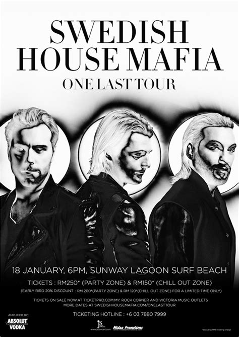 swedish house mafia one swedish house mafia one last tour ticketpro your ticket to the entertainment world
