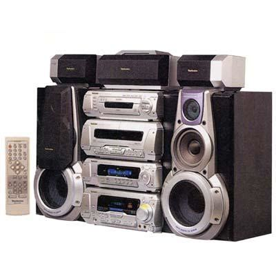 hi fi systems technics home theatre eh 760 hi fi system