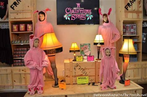 shopping the a christmas story movie house gift store