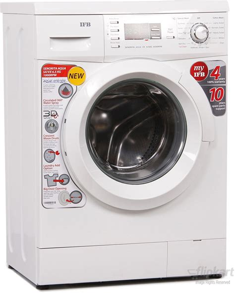 Ifb Front Door Washing Machine Ifb 6 5 Kg Fully Automatic Front Load Washing Machine