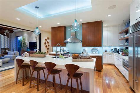 stationary kitchen islands with seating 2018 stationary kitchen islands pictures ideas from hgtv hgtv