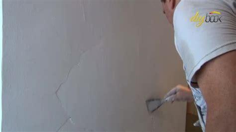 Spachtelmasse Wand Verputzen by W 228 Nde Ausbessern Spachteln