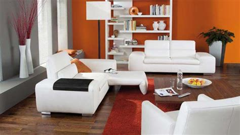 soggiorno arancione consigli per la casa e l arredamento imbiancare
