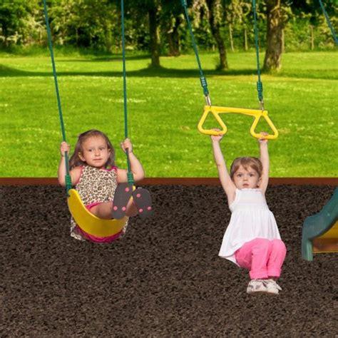 backyard discovery prestige wooden swing set