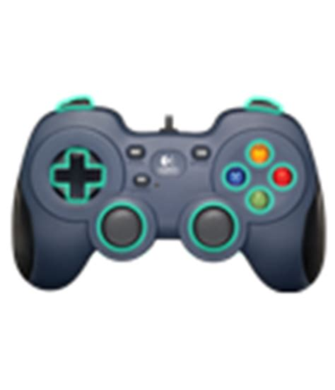 Agen Logitech F310 Gamepad Single Cable Usb logitech f310 gamepad for pc programmable buttons