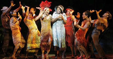 Fantasia In The Color Purple by Fantasia S A Hit Ny Daily News