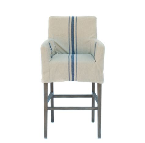 Bar Stool Slipcovers Homesfeed