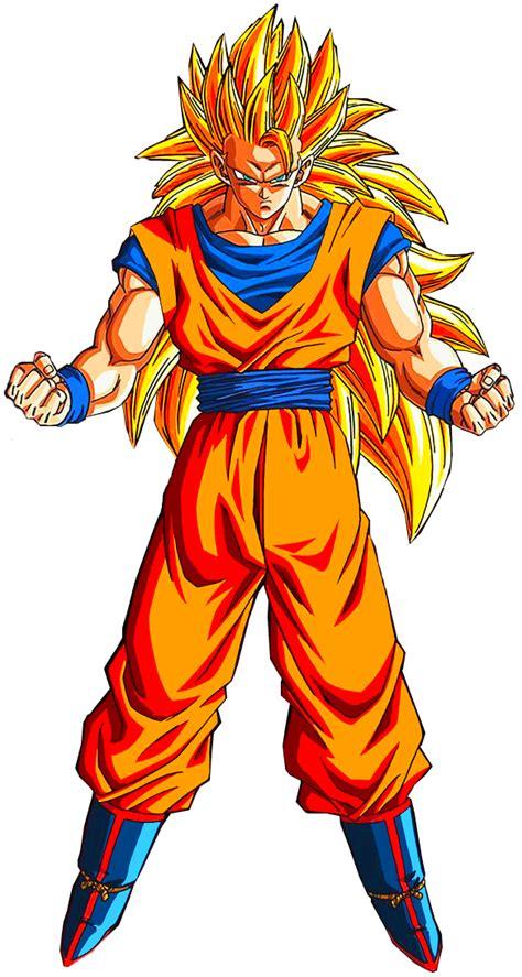 Goku Ss3 goku ss3 by alexiscabo1 on deviantart