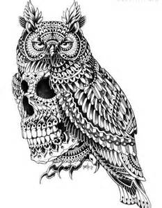 Egyptian Light Bulb Owl Tattoos Designs And Ideas Page 34