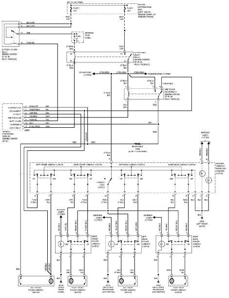 1996 ford ranger radio wiring diagram wiring diagram and