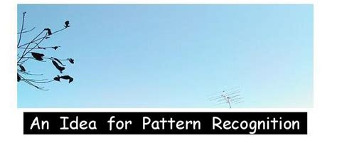call for papers pattern recognition 187 society of data pattern recognition method patterns gallery
