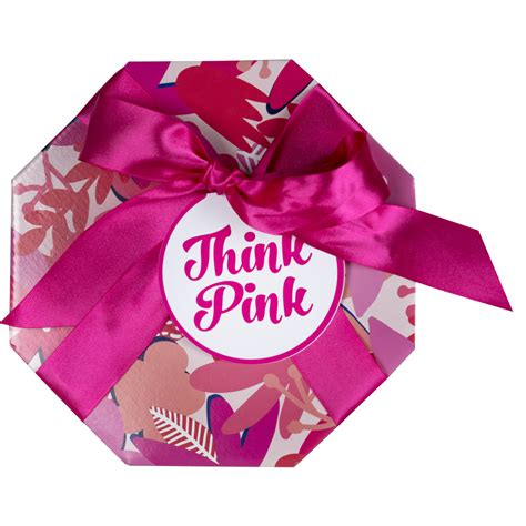 Great Think Pink Product Vedapure Skincare by Think Pink Gifts 163 30 Think Pink Lush Fresh