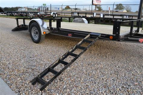 Ready Rawis 2017 pj 77 quot x14 utility trailer w ready rail happy trailer sales pj trailers in