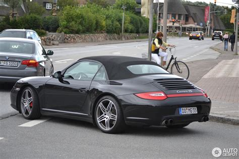 Porsche 997 4s Cabriolet For Sale by Porsche 997 4s Cabriolet Mkii 11 Ao 251 T 2013