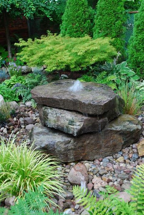 1000 Ideas About Rock Fountain On Pinterest Garden Rock Features In Gardens