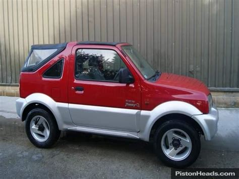 Suzuki Jimny Soft Top For Sale Used Suzuki Jimny Cars For Sale With Pistonheads