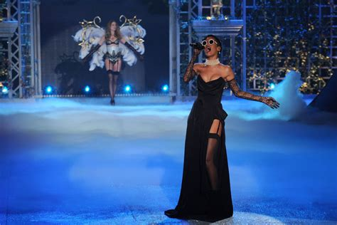 Rihhana Fashion Secrets Revealed by S Secret 2012 Fashion Show Runway Show Zimbio