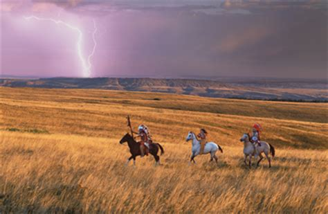 land of the lakota and crow indians cascade center of