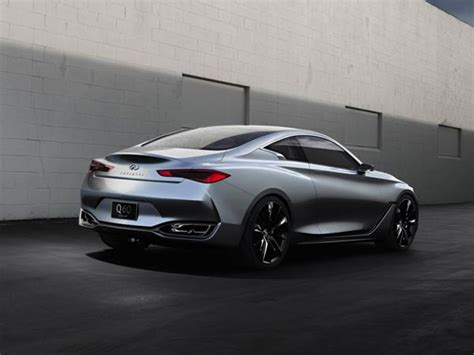 Infiniti Q60 Hybrid by Infiniti Q60 Project Black S Concept Revealed Drivespark
