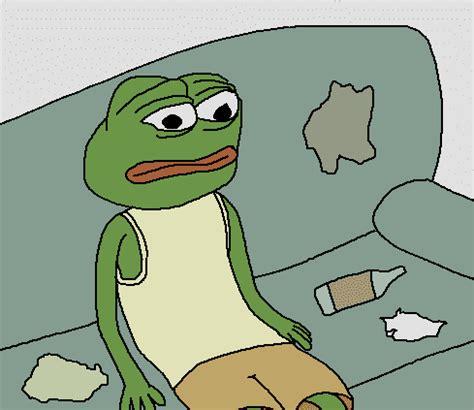 Sad Frog Meme - image 815154 feels bad man sad frog know your meme