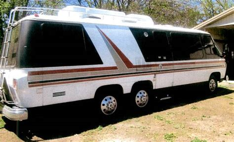 gmc kingsley motorhome 1977 gmc kingsley 26ft motorhome for sale in broken bow