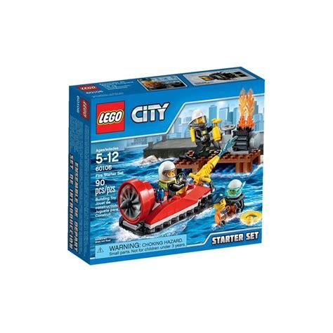 Lego City 60106 Starter Set lego 60106 fie starter set