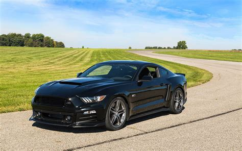 Sports Car Wallpaper 2015 Metallic Mustang by Roush Reveals Its Take On The 2015 Ford Mustang