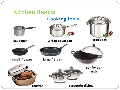 Kitchen Knives And Their Uses Know Your Kitchen Know Your Equipment Key Terms Ppt