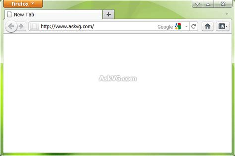 Search In Address Bar Firefox Omnibar Combine Mozilla Firefox Address Bar And Search Bar Askvg