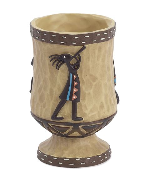 Kokopelli Bathroom Accessories Avanti Kokopelli Bath Collection Tumbler Stage Stores