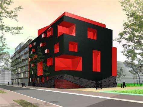 ile seguin un immeuble d habitat social haut en couleurs