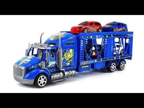 camion porte voiture jouet jouet camion porte voitures