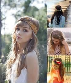 Best Hair Styler Tools For Thin Hair by Best 25 Headband Hairstyles Ideas On Hair