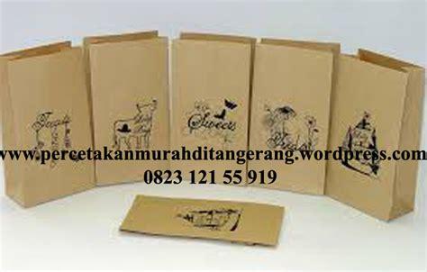 Paper Bag Pandora Murah cetak paper bag murah di tangerang 082312155919 percetakan murah di tangerang