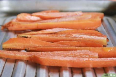 cucinare le carote 15 modi per cucinare le carote wikihow