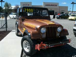 1983 jeep cj7 renegade 4x4 sold you sell auto