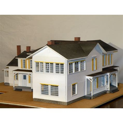 hand  replica dollhouse  rtw woodcraft custommadecom