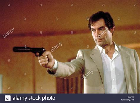 timothy dalton james bond a ha timothy dalton living daylights stock photos timothy