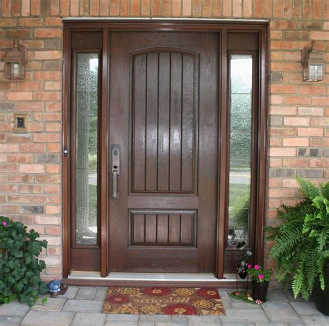 Exterior Door Sidelights Top Exterior Doors With Sidelights Home Ideas Collection