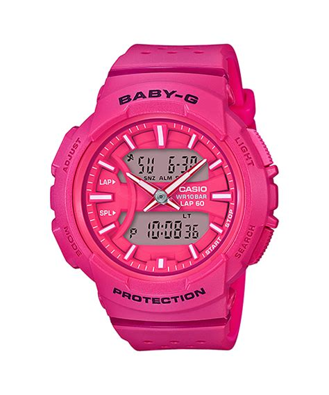 Casio Baby G Bga 185fs 4a bga 240 4a for running series baby g timepieces casio