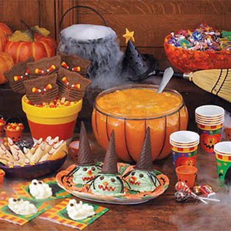 themes for a halloween party halloween party decoration ideas