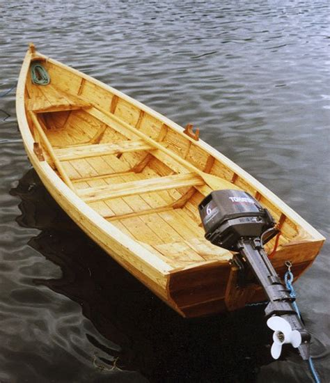 large dory boat center for wooden boats rental small wood dory old