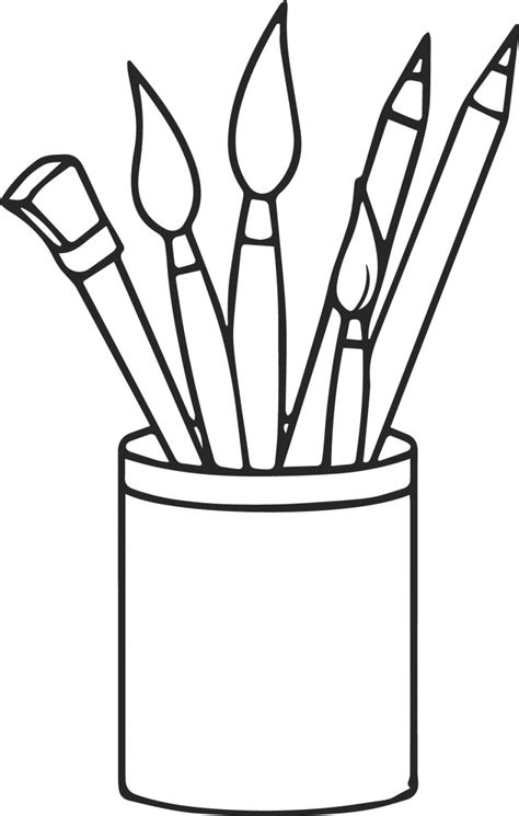 colored pencil coloring pages print fancy school coloring pages printable for pa