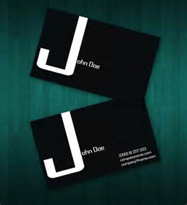 Two Sided Business Card Template 15 Two Sided Business Card Templates Free Diy